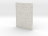 28mm/32mm Egyptian Wall Carving 3d printed