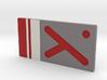 TFA Army Admiral Badge 3d printed