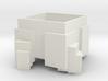 Cubic Array planter 3d printed