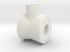 Cylinder Part B 3d printed