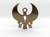Heru Pendant: 3 Keys of Life 3d printed