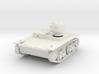 PV110 T38 Amphibious Tank (1/48) 3d printed