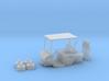 HO/1:87 Golf cart, kit 3d printed