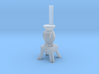 Potbelly Stove - N 160:1 Scale 3d printed