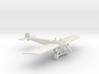 Fokker E.III 3d printed 1:144 Fokker E.III