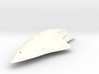 USS Dauntless 3d printed