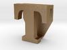 BandBit T2, Fitbit Flex (Fits parallel to strap.) 3d printed