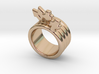 Love Forever Ring 20 - Italian Size 20 3d printed