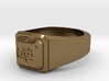 VBHS Simple Class Ring 3d printed