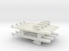 PLA[N] 039G Submarine x 8, 1/2400 3d printed