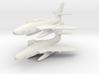 Republic RF-84F Thunderflash (2 airplanes) 1/285 3d printed