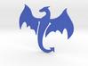 Dragon Wing Bookmark 3d printed