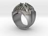 Treasure Map Ring - Size 12 (21.49 mm) 3d printed