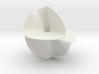 Quartic surface 3d printed
