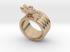 Love Forever Ring 30 - Italian Size 30 3d printed