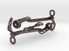 KTM SDR1290 Verkl.halter Verbau Oben  3d printed