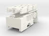 Mack MR Satellite-Hose Wagon Body 1/64 3d printed