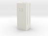 6/8mm Tube Cutter 2.5/2.6 Dual Depth 3d printed