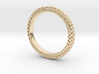 Etruscan Chain Ring 3d printed