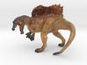 Spinosaurus Color 3d printed Spinosaurus in gloss by ©2012 RareBreed