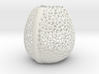Voronoi vase 3d printed