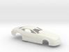 1/18 2013 Pro Mod Camaro Slammer 3d printed