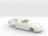 1/25 2013 Pro Mod Camaro Slammer 3d printed