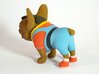 Mr. T Frenchie 3d printed