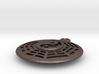 Yin Yang Keychain/Pendant with Fuxi Bagua 3d printed