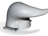 LED Fire Horns 3d printed