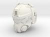 Helmet A  3d printed