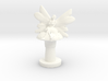 Fairy on Toadstool 3d printed