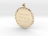 If Opportunity Doesn't Knock | Jewelry Quote 3d printed