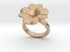 Lucky Ring 14 - Italian Size 14 3d printed