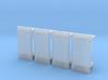 NKP GP7, 9, 18 Spark Arrestors/Exhaust Defelctors 3d printed