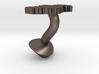 Armagh cufflink 3d printed