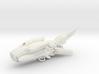 Attack Speeder (1:18 Scale) 3d printed