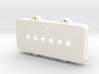 Jazzmaster Pickup Cover - Telecaster Bridge 3d printed