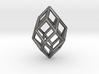0490 Polar Zonohedron E [5] #001 3d printed