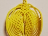 Swanknot Pendant 3d printed