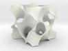 Gyroid Math Geometry 3d printed