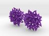 Plugs gauge the Chrysanthemum / size 1/2 (12mm) 3d printed