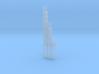 'N Scale' - Ladders For Grain Dryer 3d printed