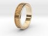 Ø0.666 inch/Ø16.92 Mm Detailed Ring 3d printed