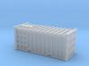 20 Waste Container Edinburgh White (N gauge 1:148) 3d printed