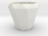 Diamond Esspresso Cup 3d printed