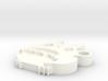 Totoro Medium Keychain 3d printed