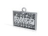 Ruff Pendant 3d printed
