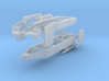 1/87th Log truck end frame 1 with details (2) 3d printed