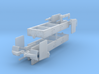 1/64th Log truck end frame 2 with details (2) 3d printed